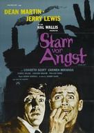 Scared Stiff - German Movie Poster (xs thumbnail)