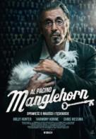 Manglehorn - Polish Movie Poster (xs thumbnail)