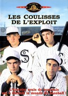 Eight Men Out - French DVD movie cover (xs thumbnail)