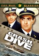 Crash Dive - DVD cover (xs thumbnail)