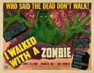 I Walked with a Zombie - Movie Poster (xs thumbnail)