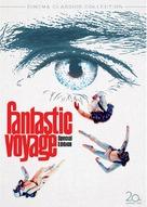 Fantastic Voyage - DVD movie cover (xs thumbnail)
