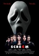Scream 4 - Thai Movie Poster (xs thumbnail)