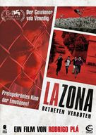 La zona - German Movie Cover (xs thumbnail)