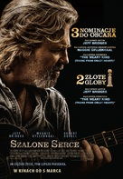 Crazy Heart - Polish Movie Poster (xs thumbnail)