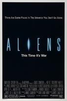 Aliens - Movie Poster (xs thumbnail)