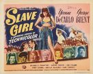 Slave Girl - Movie Poster (xs thumbnail)