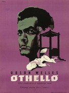The Tragedy of Othello: The Moor of Venice - Danish Movie Poster (xs thumbnail)