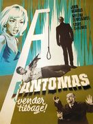 Fantômas - French Movie Poster (xs thumbnail)