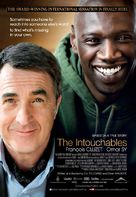 Intouchables - Canadian Movie Poster (xs thumbnail)