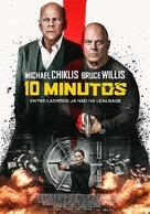 10 Minutes Gone - Portuguese Movie Poster (xs thumbnail)