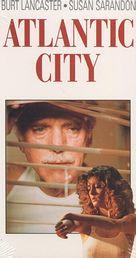 Atlantic City - VHS cover (xs thumbnail)