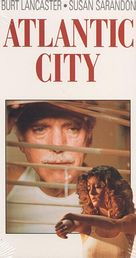 Atlantic City - VHS movie cover (xs thumbnail)