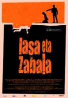 Lasa y Zabala - Spanish Movie Poster (xs thumbnail)