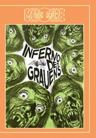 Noche de los brujos, La - German poster (xs thumbnail)