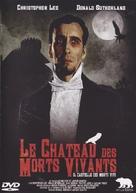 Il castello dei morti vivi - French DVD cover (xs thumbnail)