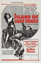 Island of Lost Souls - Re-release poster (xs thumbnail)