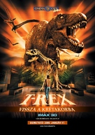T-Rex: Back to the Cretaceous - Hungarian poster (xs thumbnail)