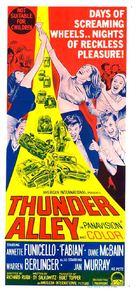 Thunder Alley - Australian Movie Poster (xs thumbnail)
