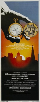 Time After Time - Movie Poster (xs thumbnail)
