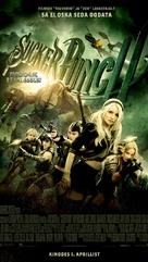 Sucker Punch - Estonian Movie Poster (xs thumbnail)