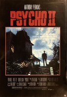Psycho II - Swedish Movie Poster (xs thumbnail)