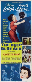 The Deep Blue Sea - Movie Poster (xs thumbnail)