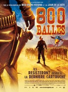 800 balas - French Movie Poster (xs thumbnail)