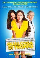 Si j'étais un homme - Italian Movie Poster (xs thumbnail)