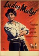 Lúdas Matyi - German Movie Poster (xs thumbnail)