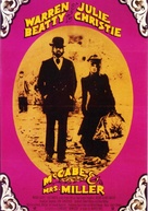McCabe & Mrs. Miller - German Movie Poster (xs thumbnail)