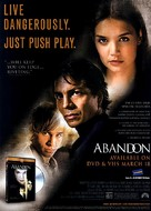 Abandon - Video release movie poster (xs thumbnail)