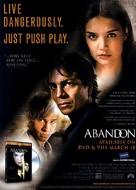 Abandon - Video release poster (xs thumbnail)