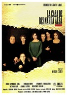 Casa de Bernarda Alba, La - Spanish Movie Poster (xs thumbnail)
