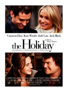 The Holiday - French Movie Poster (xs thumbnail)