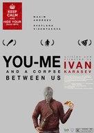 Ty, ya i trup mezhdu nami - Movie Poster (xs thumbnail)