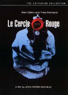 Le cercle rouge - DVD movie cover (xs thumbnail)