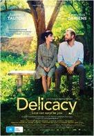 La délicatesse - Australian Movie Poster (xs thumbnail)