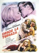 From the Terrace - Spanish Movie Poster (xs thumbnail)