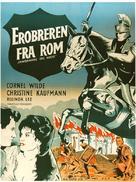 Costantino il grande - Danish Movie Poster (xs thumbnail)
