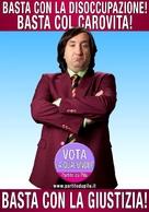 Qualunquemente - Italian Movie Poster (xs thumbnail)