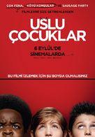 Good Boys - Turkish Movie Poster (xs thumbnail)
