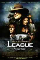 The League of Extraordinary Gentlemen - Movie Poster (xs thumbnail)