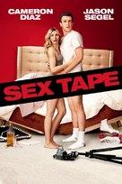 Sex Tape - DVD movie cover (xs thumbnail)