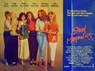 Steel Magnolias - British Movie Poster (xs thumbnail)