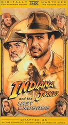 Indiana Jones and the Last Crusade - Movie Cover (xs thumbnail)