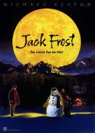 Jack Frost - German Movie Poster (xs thumbnail)