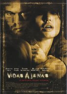Taking Lives - Spanish Movie Poster (xs thumbnail)