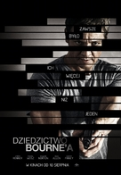 The Bourne Legacy - Polish Movie Poster (xs thumbnail)