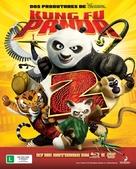 Kung Fu Panda 2 - Brazilian Video release poster (xs thumbnail)